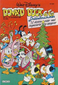 Cover Thumbnail for Donald Duck & Co (Hjemmet / Egmont, 1948 series) #52/1986