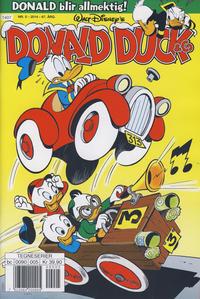 Cover Thumbnail for Donald Duck & Co (Hjemmet / Egmont, 1948 series) #5/2014