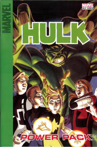 Cover Thumbnail for Hulk and Power Pack (Marvel, 2008 series)