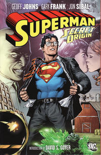Cover Thumbnail for Superman: Secret Origin (DC, 2011 series)