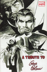 Cover Thumbnail for Gene Colan Tribute Book (Marvel, 2008 series) #1 [Dracula cover]