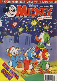 Cover Thumbnail for Mickey and Friends (Fleetway Publications, 1992 series) #44/1993