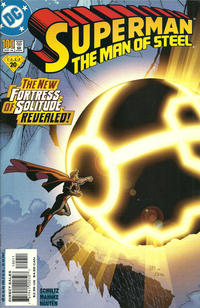 Cover Thumbnail for Superman: The Man of Steel (DC, 1991 series) #100 [Standard Edition]
