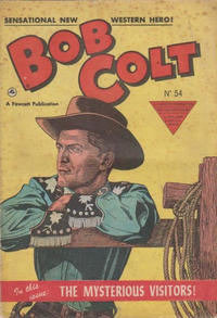 Cover Thumbnail for Bob Colt (L. Miller & Son, 1951 series) #54