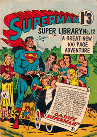 Cover Thumbnail for Superman Super Library (K. G. Murray, 1964 series) #12