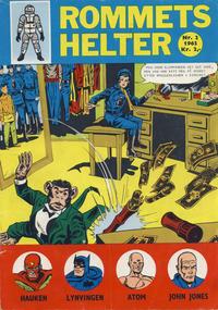 Cover Thumbnail for Rommets Helter (Serieforlaget / Se-Bladene / Stabenfeldt, 1965 series) #2/1965