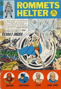 Cover Thumbnail for Rommets Helter (Serieforlaget / Se-Bladene / Stabenfeldt, 1965 series) #1/1966