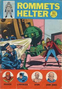 Cover Thumbnail for Rommets Helter (Serieforlaget / Se-Bladene / Stabenfeldt, 1965 series) #3/1966