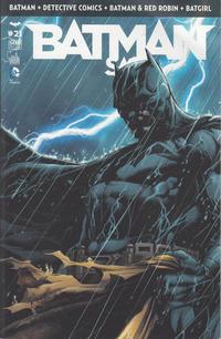Cover Thumbnail for Batman Saga (Urban Comics, 2012 series) #21