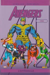 Cover Thumbnail for Avengers : L'intégrale (Panini France, 2006 series) #3