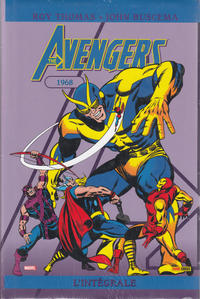 Cover Thumbnail for Avengers : L'intégrale (Panini France, 2006 series) #5
