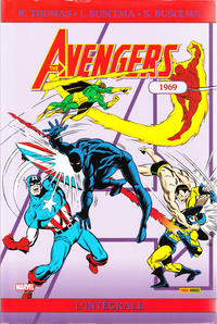 Cover Thumbnail for Avengers : L'intégrale (Panini France, 2006 series) #6