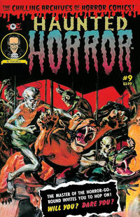 Cover Thumbnail for Haunted Horror (IDW, 2012 series) #9