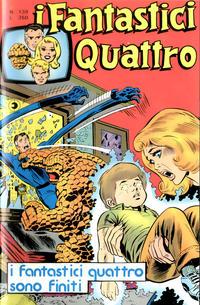 Cover Thumbnail for I Fantastici Quattro (Editoriale Corno, 1971 series) #139