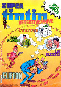 Cover Thumbnail for Super Tintin (Le Lombard, 1978 series) #25