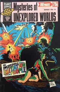 Cover Thumbnail for Planet Series (K. G. Murray, 1977 series) #v1#12