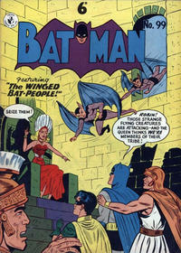 Cover Thumbnail for Batman (K. G. Murray, 1950 series) #99