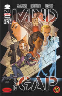 Cover Thumbnail for Mind the Gap (Image, 2012 series) #1 [Adrian Alphona Variant Cover]