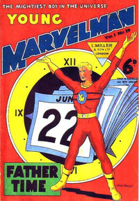 Cover Thumbnail for Young Marvelman (L. Miller & Son, 1954 series) #39