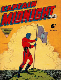 Cover Thumbnail for Captain Midnight (L. Miller & Son, 1950 series) #139
