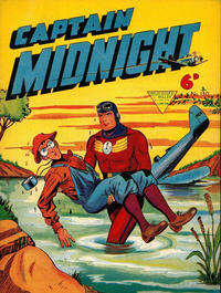 Cover Thumbnail for Captain Midnight (L. Miller & Son, 1950 series) #130
