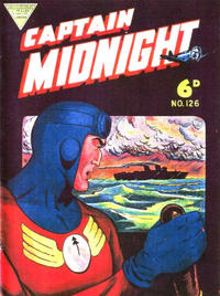 Cover Thumbnail for Captain Midnight (L. Miller & Son, 1950 series) #126