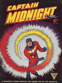 Cover Thumbnail for Captain Midnight (L. Miller & Son, 1950 series) #118