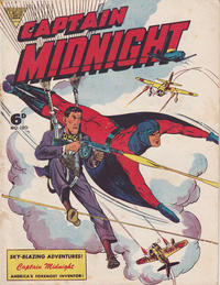 Cover Thumbnail for Captain Midnight (L. Miller & Son, 1950 series) #120