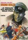 Cover for Bruno Brazil (Le Lombard, 1971 series) #1 - Le requin qui mourut deux fois