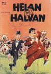 Cover for Helan og Halvan (Illustrerte Klassikere / Williams Forlag, 1963 series) #7