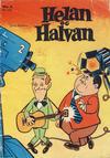 Cover for Helan og Halvan (Illustrerte Klassikere / Williams Forlag, 1963 series) #9