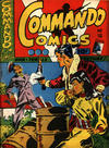 Cover for Commando Comics (Bell Features, 1942 series) #18