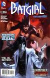 Cover for Batgirl (DC, 2011 series) #28