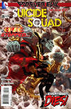 Cover for Suicide Squad (DC, 2011 series) #28