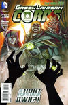 Cover for Green Lantern Corps (DC, 2011 series) #28