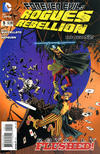 Cover for Forever Evil: Rogues Rebellion (DC, 2013 series) #5