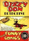 Cover for The Funny Comics (Bell Features, 1942 series) #[2]