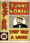 Cover for The Funny Comics (Bell Features, 1942 series) #[1]