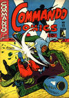 Cover for Commando Comics (Bell Features, 1942 series) #15