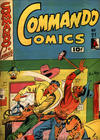Cover for Commando Comics (Bell Features, 1942 series) #21