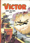 Cover for The Victor Book for Boys (D.C. Thomson, 1965 series) #1970