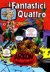 Cover for I Fantastici Quattro (Editoriale Corno, 1971 series) #170