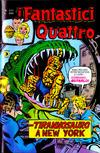 Cover for I Fantastici Quattro (Editoriale Corno, 1971 series) #171