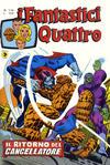 Cover for I Fantastici Quattro (Editoriale Corno, 1971 series) #176