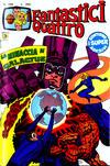Cover for I Fantastici Quattro (Editoriale Corno, 1971 series) #188