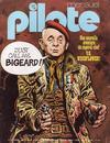 Cover for Pilote Mensuel (Dargaud, 1974 series) #12