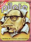 Cover for Pilote Mensuel (Dargaud, 1974 series) #20