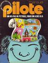 Cover for Pilote Mensuel (Dargaud, 1974 series) #28