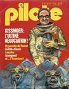Cover for Pilote Mensuel (Dargaud, 1974 series) #6