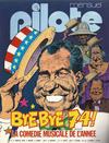 Cover for Pilote Mensuel (Dargaud, 1974 series) #8